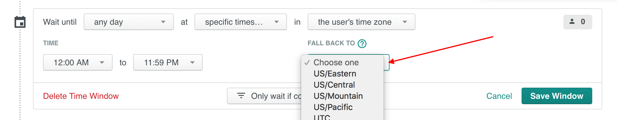 Set a fallback for when time zone data isn't available