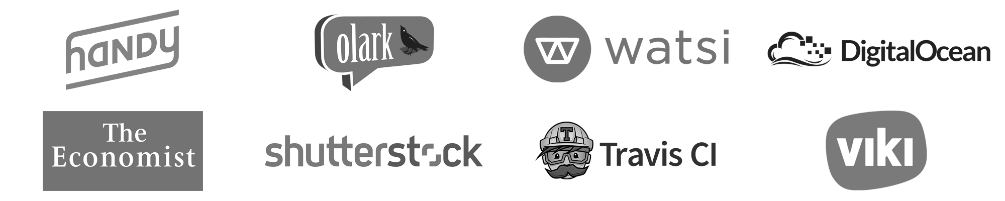 DigitalOcean, Viki, and Olark are just some of the companies that use and trust Customer.io!