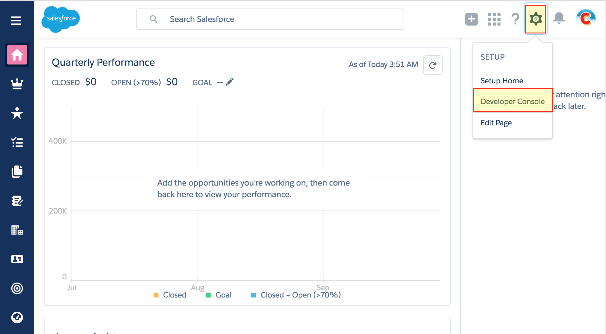 Create a Lead in Salesforce with Customer io - Customer io
