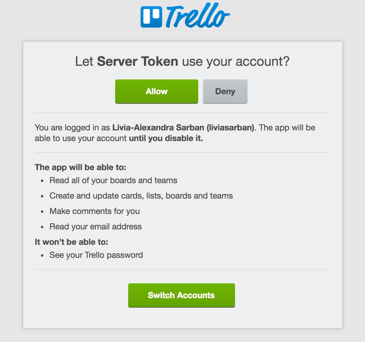 Create A Trello Card With Customer Io