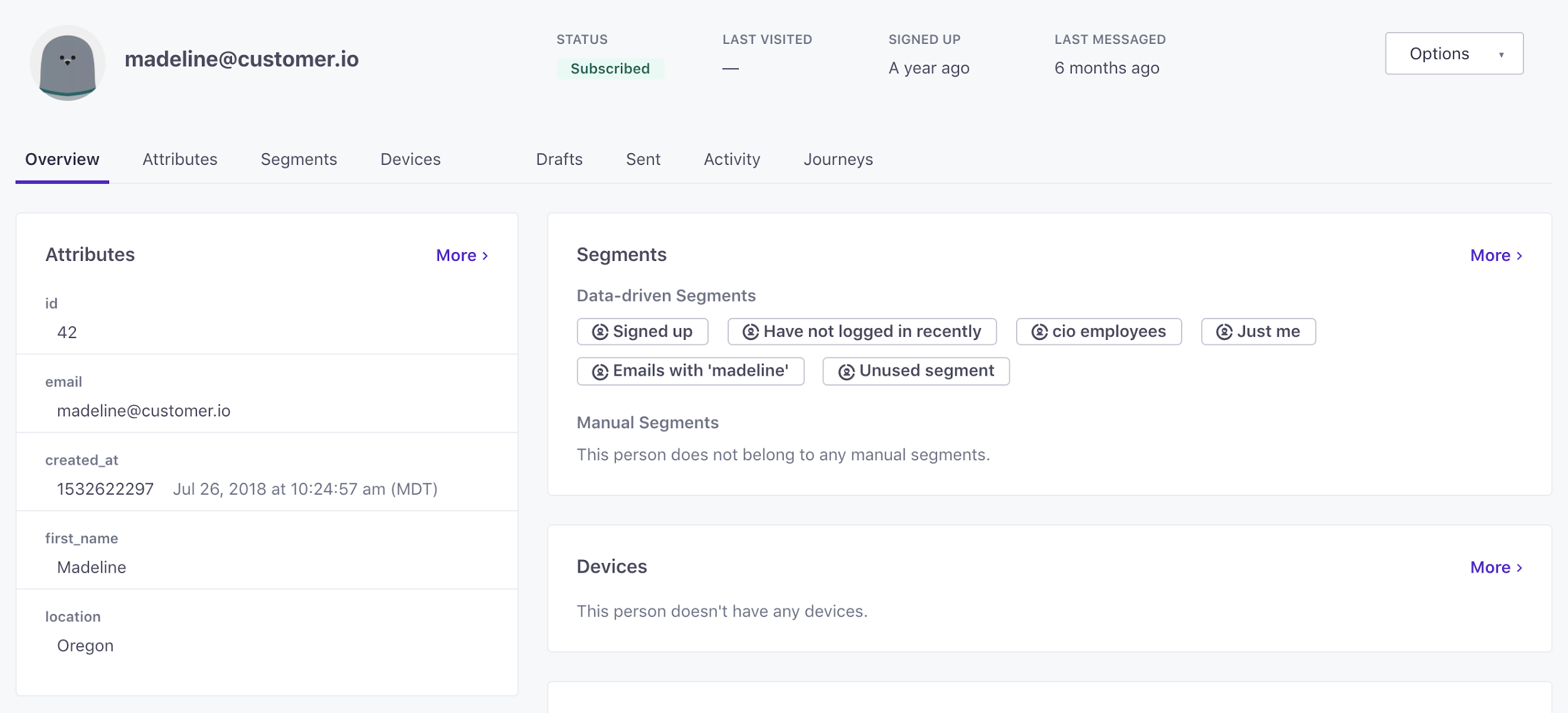 product updates Archives - Customer io