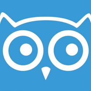 Whooo's Reading Logo